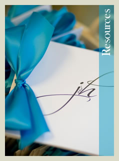 Something Blue Weddings Resources